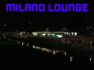 Darsena Navigli Milano by night