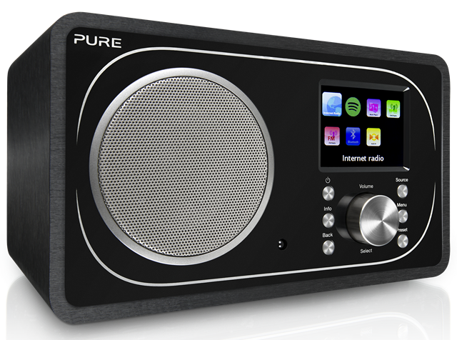 Listen to Milano Lounge Radio with an Internet radio or WiFi Radio, such as Pure